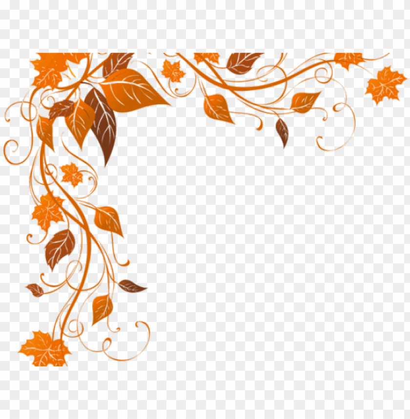 decorations clipart autumn.