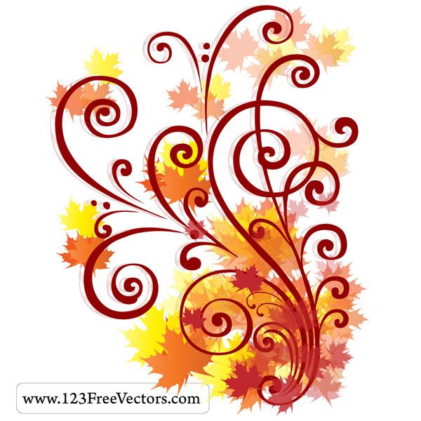 Fall Flowers Clip Art & Fall Flowers Clip Art Clip Art Images.