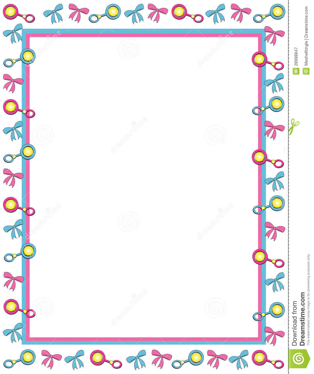 Baby Borders Clip Art & Baby Borders Clip Art Clip Art Images.