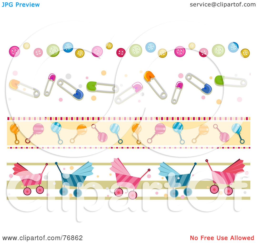 Boy Baby Shower Borders For Microsoft Word Image Tips.