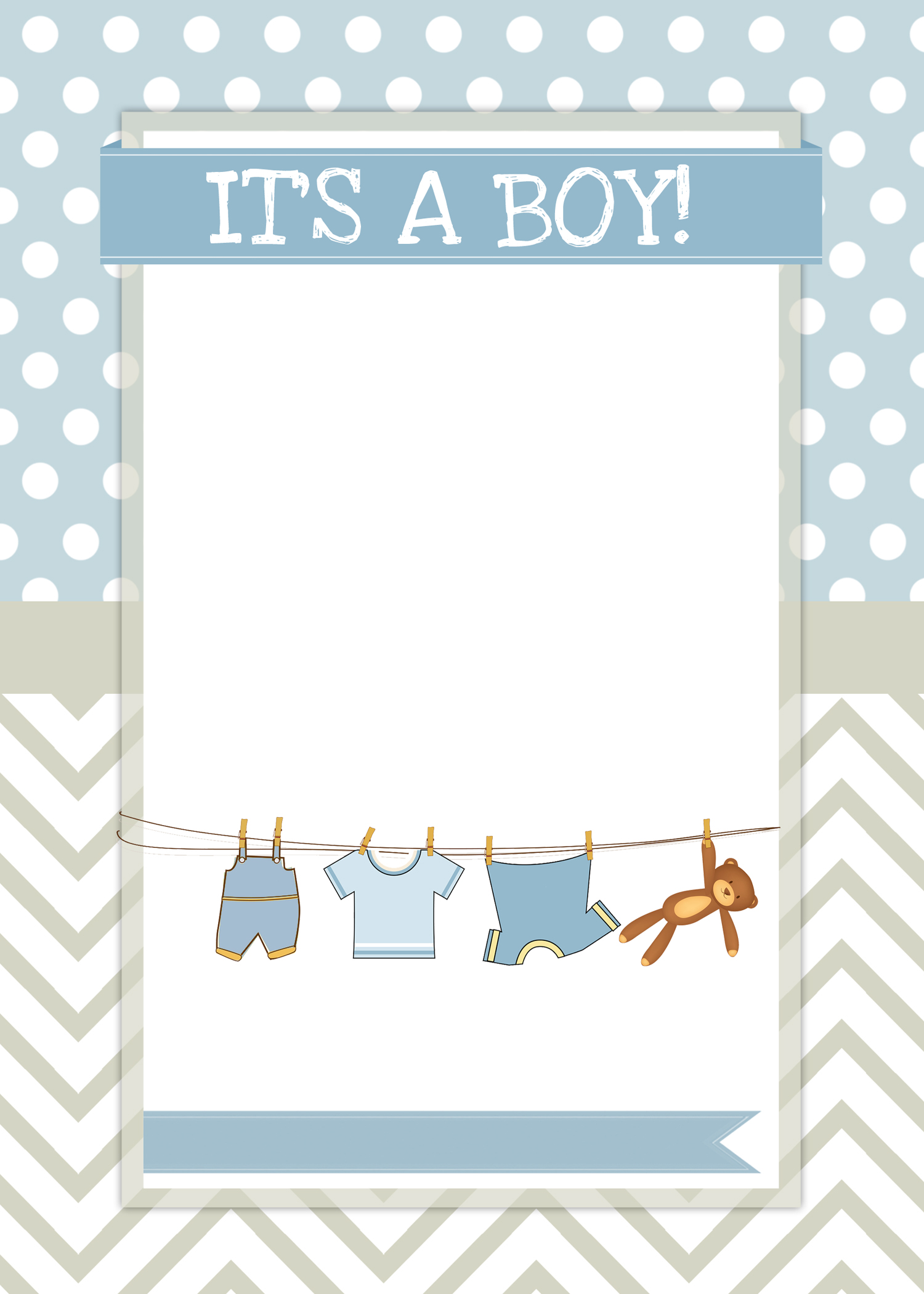 Free Clipart Baby Shower No Borders Clipground