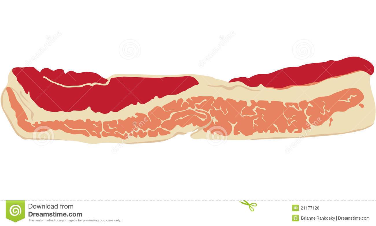 Bacon clipart bacon strip, Bacon bacon strip Transparent.