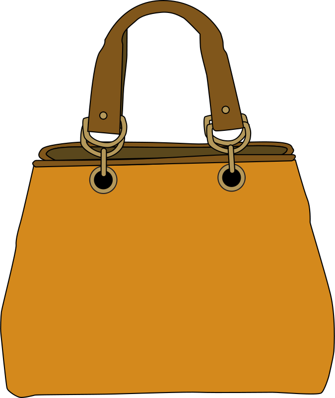 Free Clipart: Tote bag.