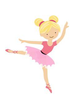 3144 Ballet free clipart.