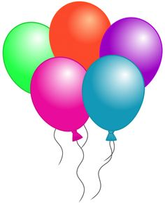 bloons clipart #2