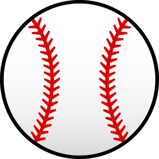 Baseball clipart black and white free clipart images.