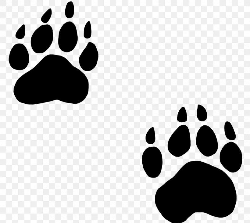 Bear Paw Dog Cat Clip Art, PNG, 1654x1476px, Bear, American.