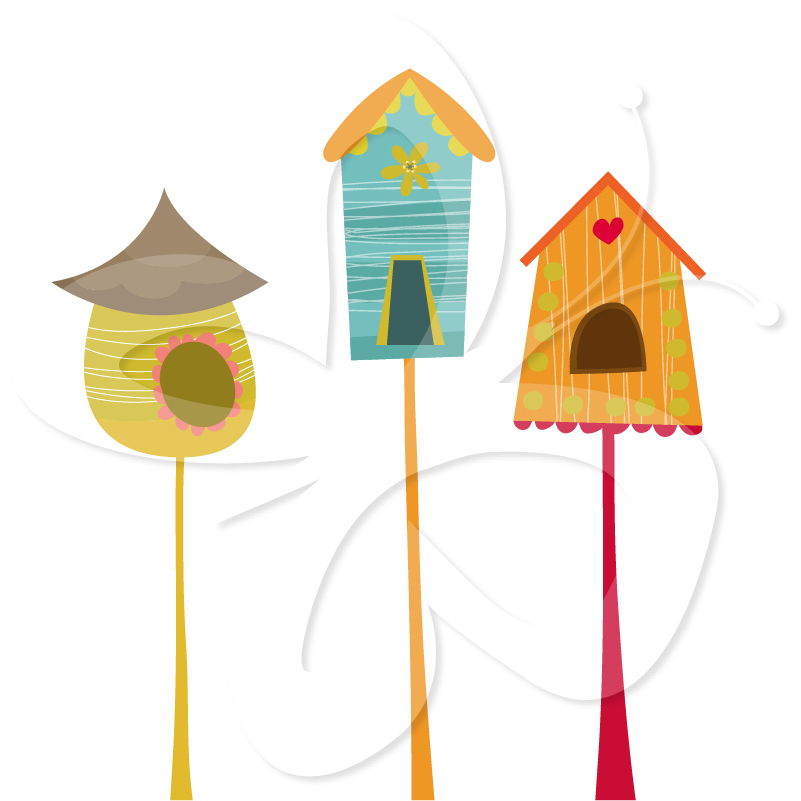 Free Bird House Clipart, Download Free Clip Art, Free Clip.