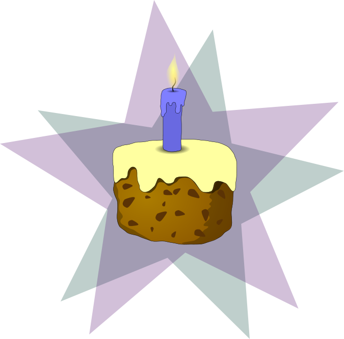 Free Birthday Cakes Images With Candles, Download Free Clip.