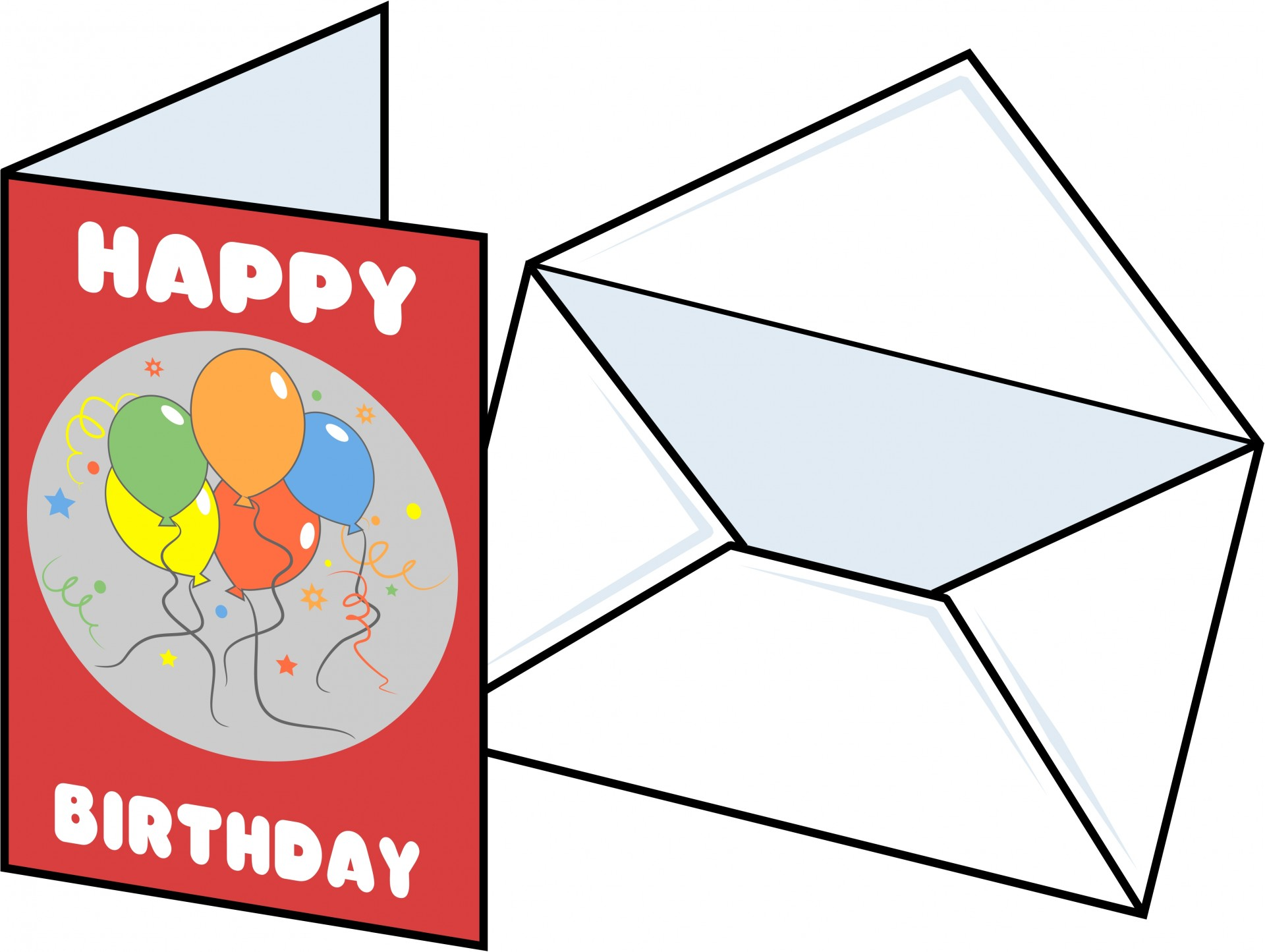 Clipart Birthday Cards.