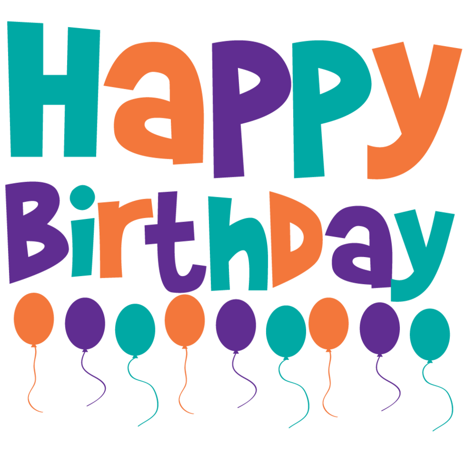 free happy birthday clipart graphics.