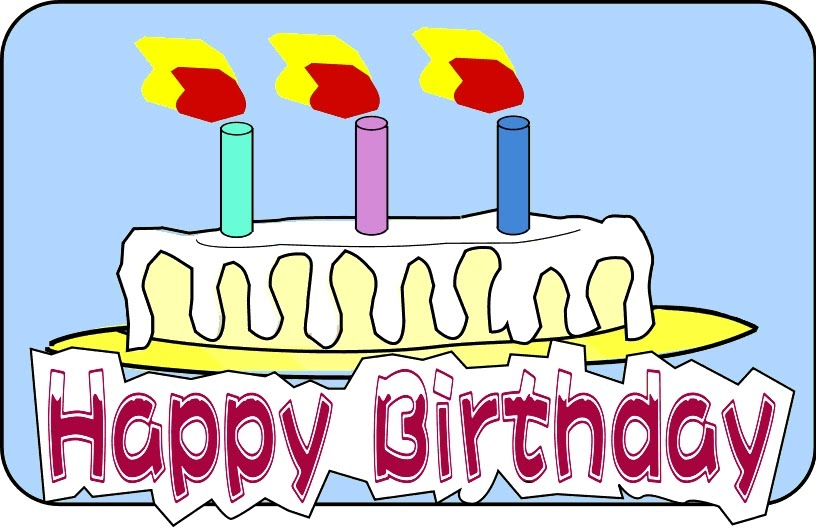Adult Birthday Party Clip Art.