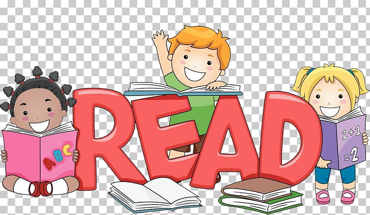 Child Reading Free content , The children learn together.