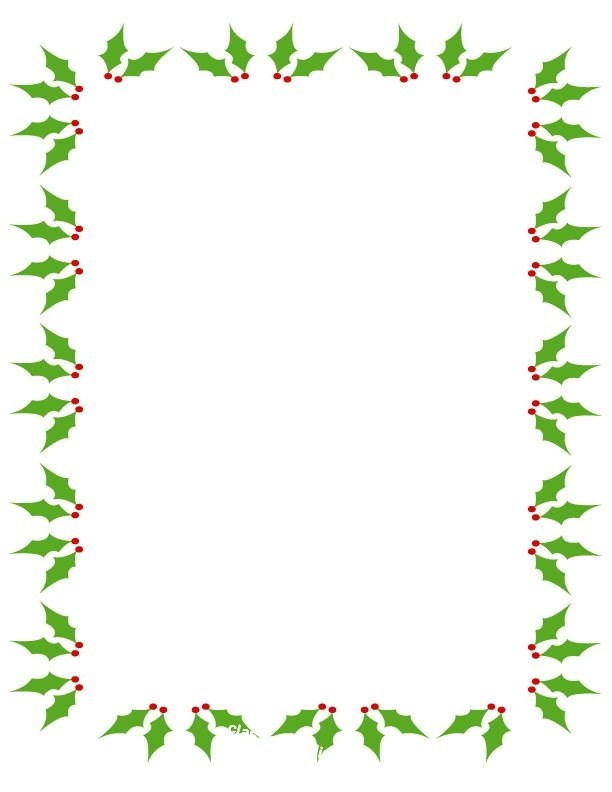 Christmas clipart borders free for mac 6 » Clipart Portal.