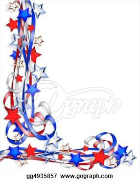 Patriotic Clip Art Borders & Patriotic Clip Art Borders Clip Art.