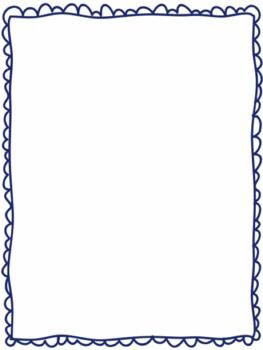 This is a graphic of Unforgettable Free Printable Borders for Teachers
