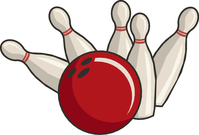 Bowling clip art free clipart.