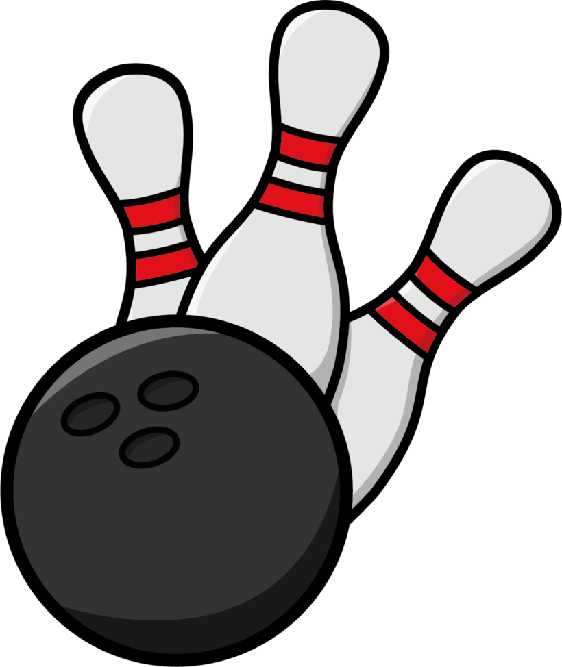 Free bowling clipart free clipart graphics images and photos image.