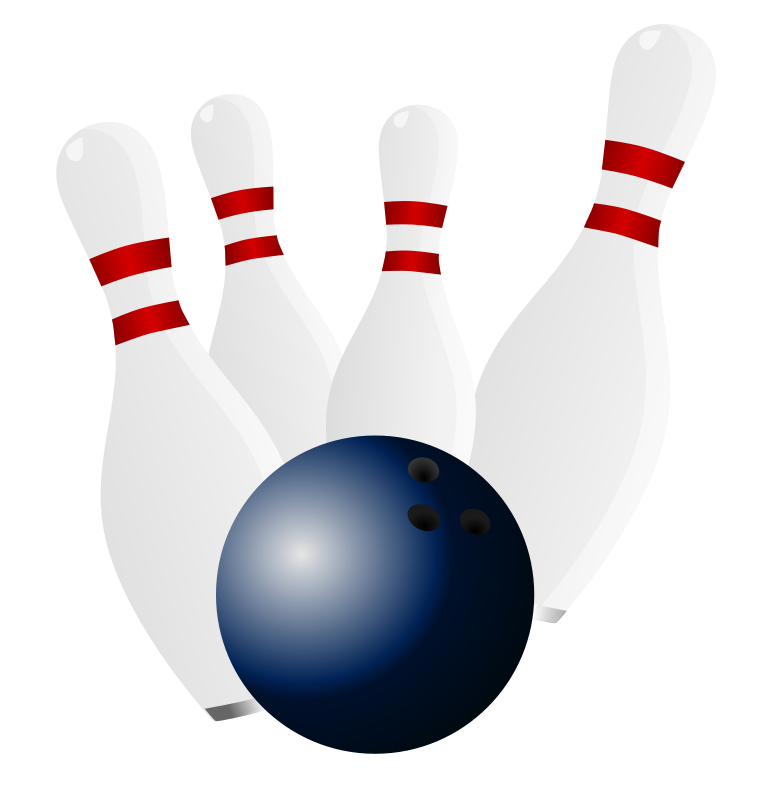 Free Clipart: Bowling ns.