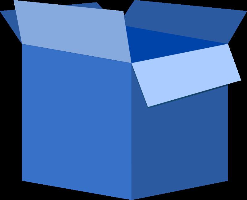 Free Clipart: Box.