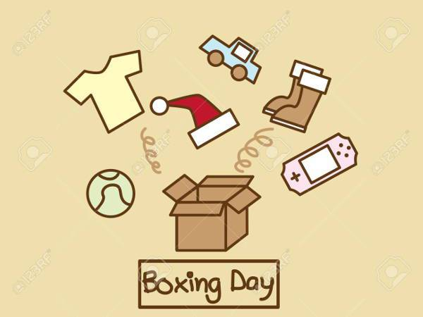 18+ Boxing Day Designs.