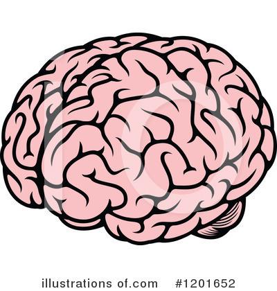 Free Clipart Brain.