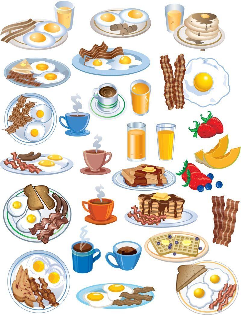 FOOD ILLUSTRATIONS IN ART.