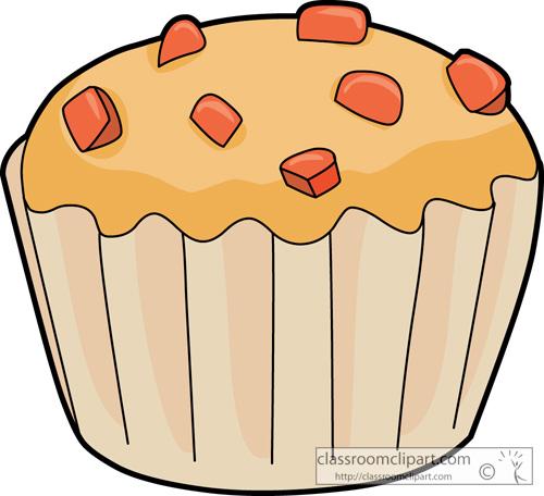 Free Clipart Breakfast Muffins.