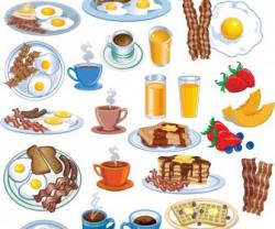 Breakfast clipart breakfast food, Picture #124558 breakfast.