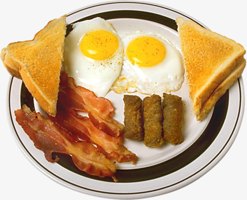 Breakfast Food Png Free & Free Breakfast Food.png.