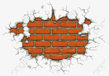 Free Brick Wall Clip Art with No Background.