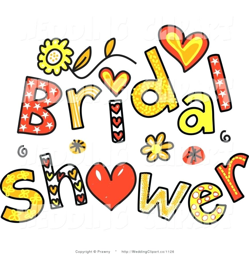 Free clipart for bridal shower 1 » Clipart Station.