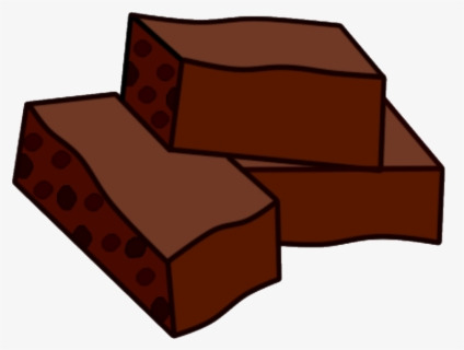 Free Brownies Clip Art with No Background.