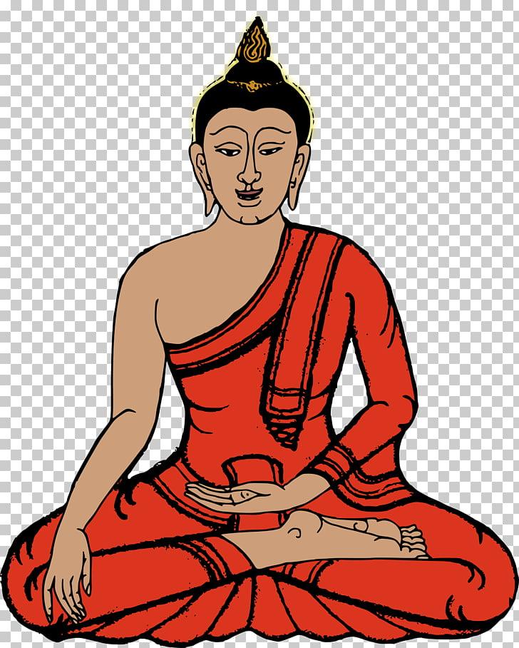 Meditation Buddhism , buddha PNG clipart.