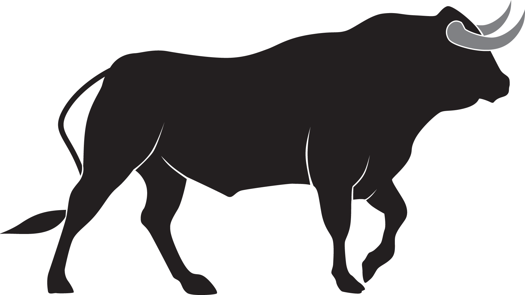 Bull clipart black and white clipart images gallery for free.