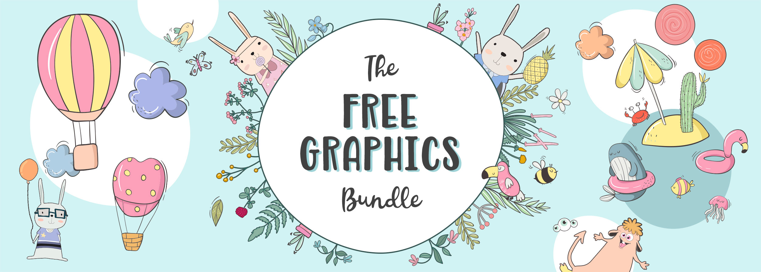 Free Graphics Bundle.