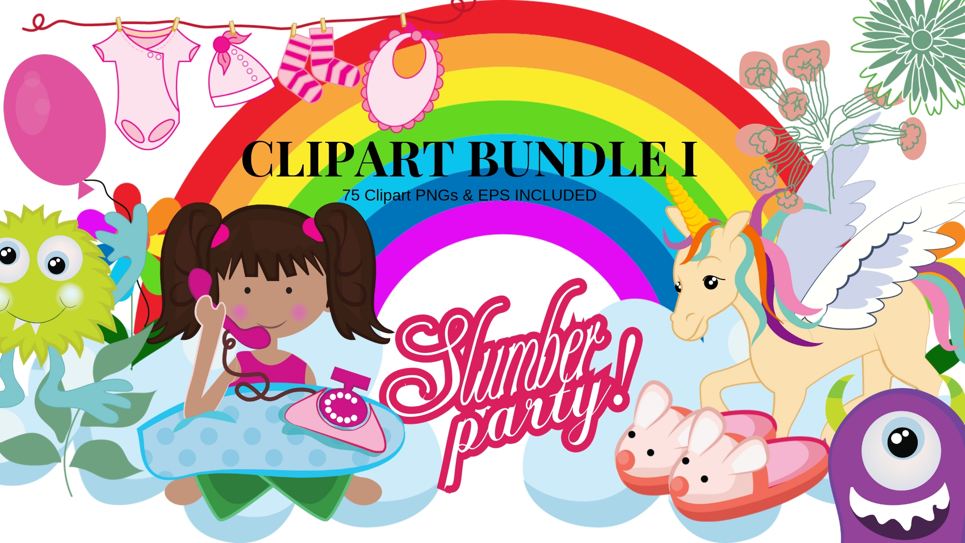Royalty Free ClipArt Bundle 74+ illustrations Gallery.
