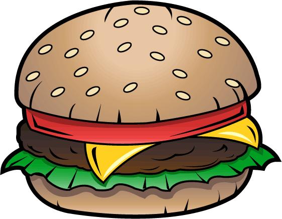 Junk Food Clip Art.