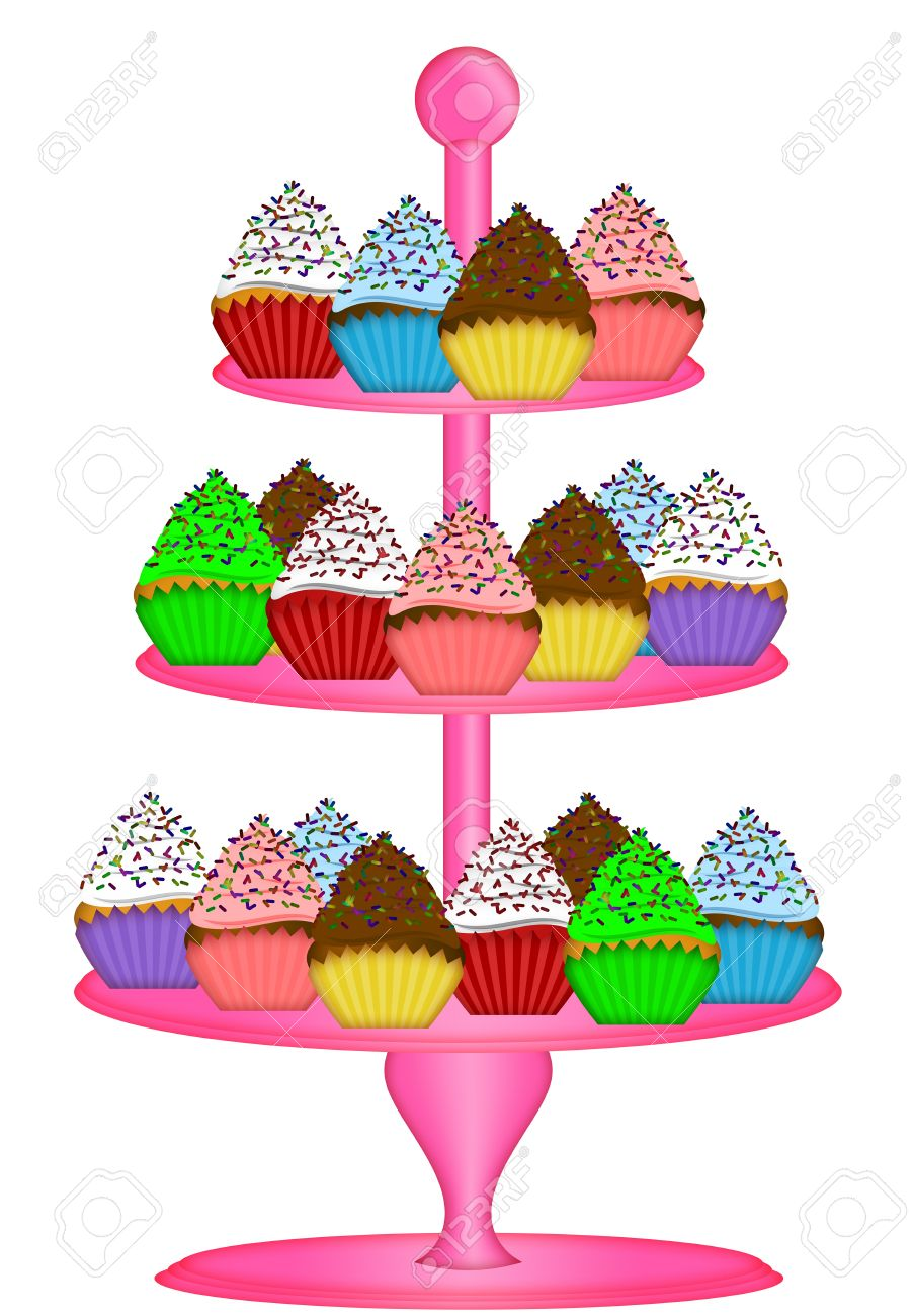 1,626 Cake Stand Cliparts, Stock Vector And Royalty Free Cake.