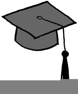 Free Clipart Graduation Cap Gown.