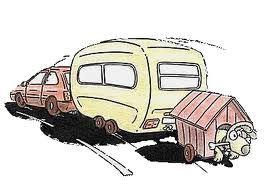 Cartoon caravan clipart » Clipart Station.