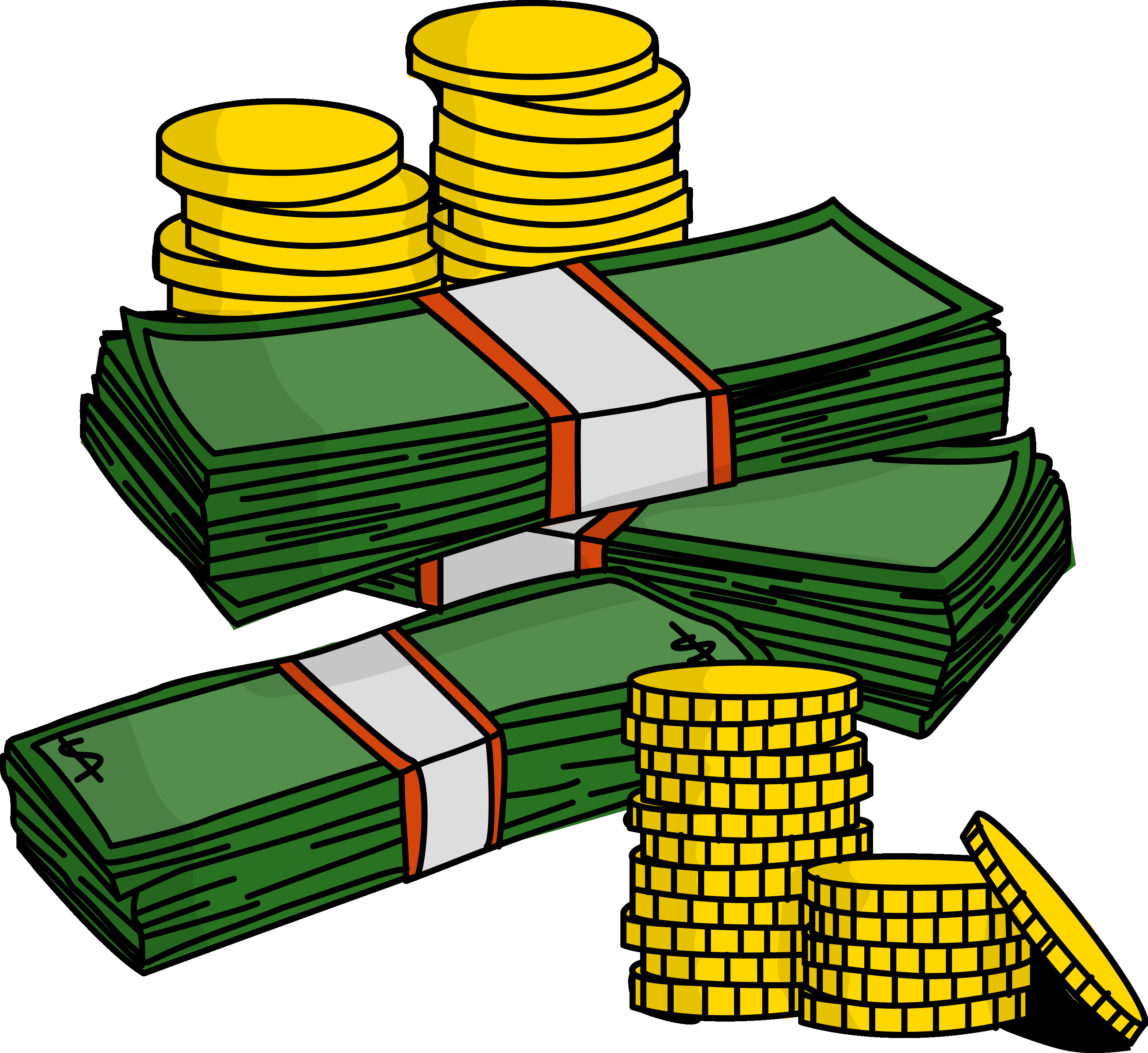 Free Clipart Of Money at GetDrawings.com.