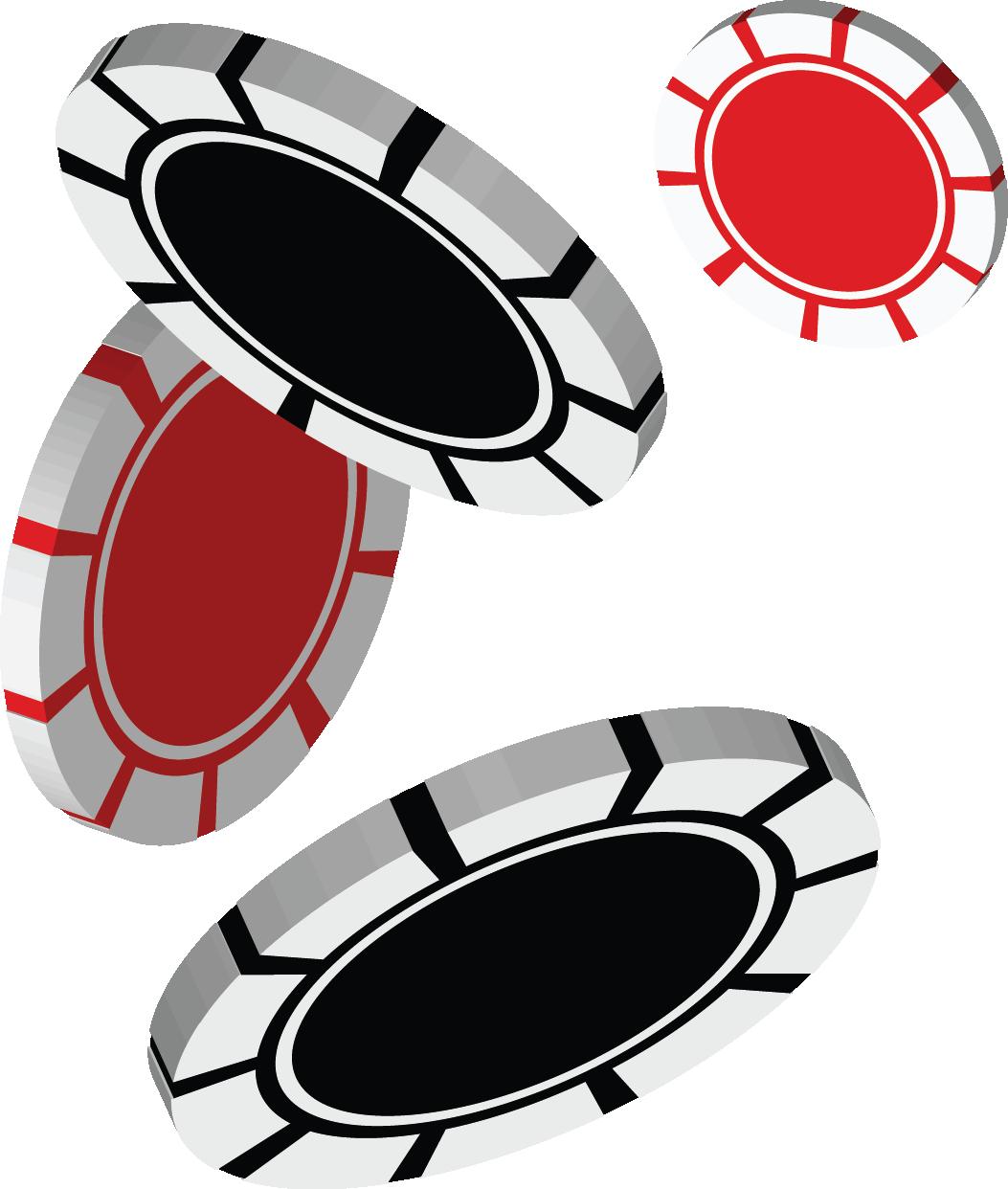 Clip Royalty Free Stock Casino Night Clipart.