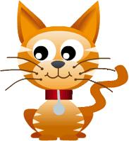 Cat Clip Art, Cat Graphics.