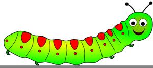 Free Animated Caterpillar Clipart.