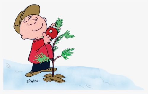 Free Charlie Brown Christmas Clip Art with No Background.