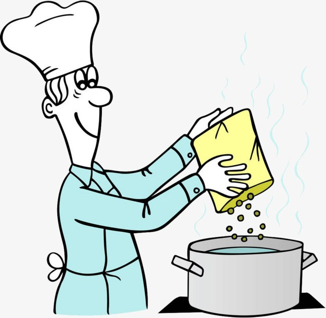 Free clipart chef cooking 5 » Clipart Portal.