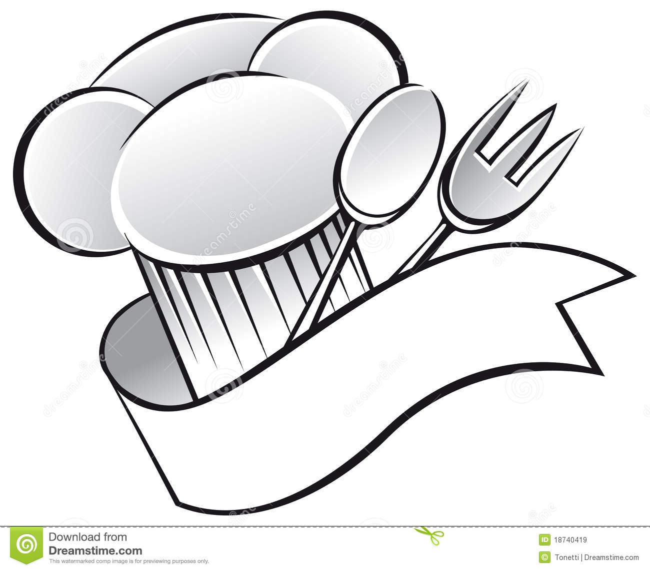Clipart Chefs Hat.