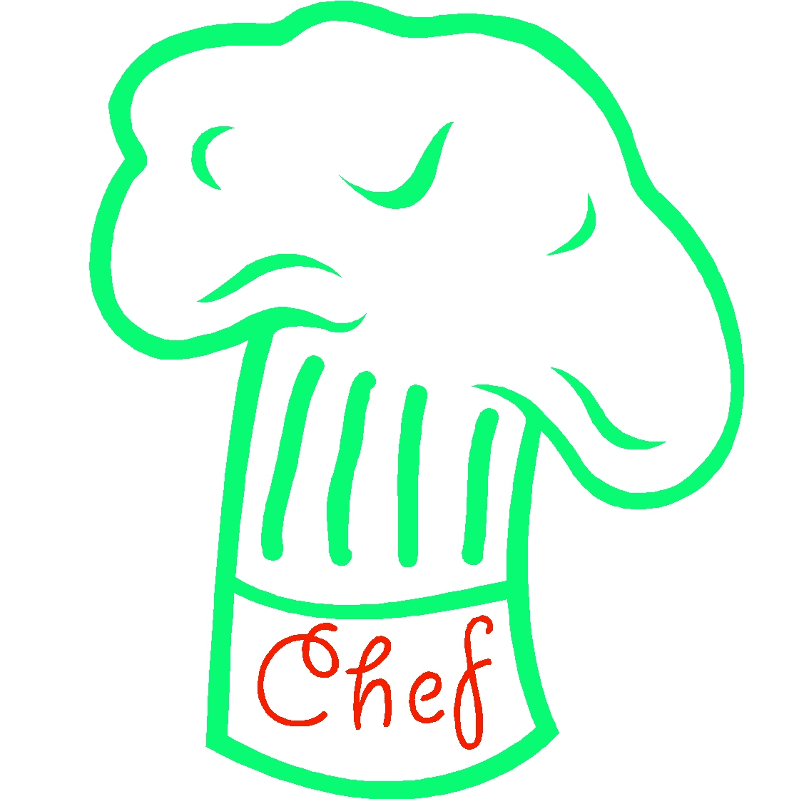 Chef Hat Clipart Free.