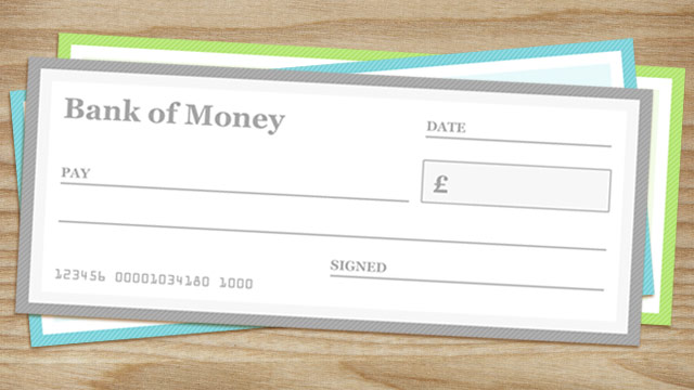 Blank Cheque Templates.